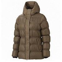 Куртка- пуховик женская MARMOT Wm's Empire Jkt ,олива (р.S)