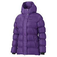 Куртка- пуховик женская MARMOT Wm's Empire Jkt, фиолетовая (р.XS)