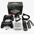Ігрова приставка X PRO S905X HDMI 128Gb | 41000 ретро ігор, фото 2