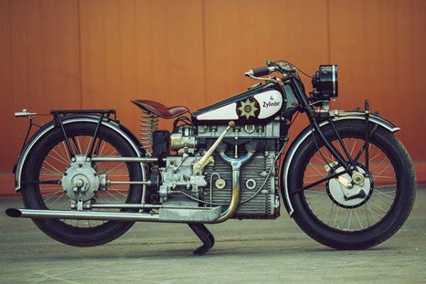 Мотоцикл Windhoff 750 1927 г.в.