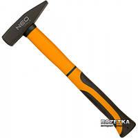 Молоток слюсарний NEO Tools з ручкою зі скловолокна 500 г (25-042)