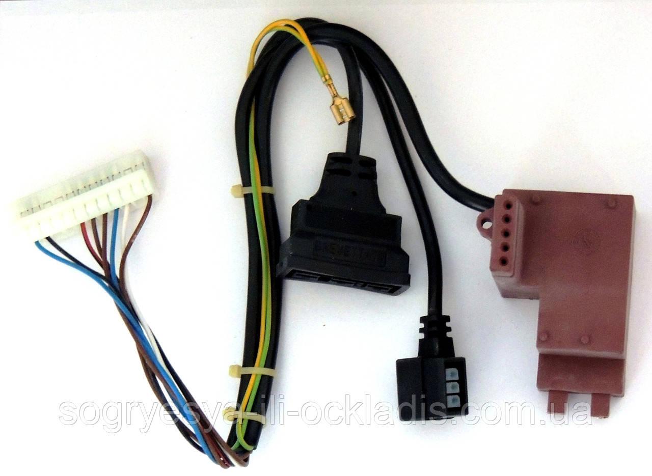 Трансформатор розжига Ariston UNO с проводами (комин), артикул 65100552, код сайта 2235