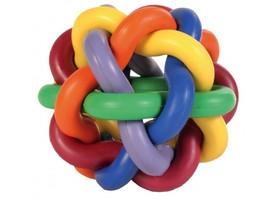 Игрушка для собак плетеный мяч 7см, Trixie TX-32621