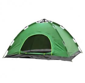 Палатка автомат четырехместная зеленая SKL11-239420