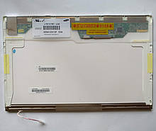 """511 Матрица битая 14.1"""" Samsung LTN141W1-L04 1280*800 CCFL 1-bulb 30 pin глянцевая"""