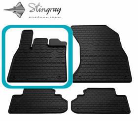 Коврики в авто на AUDI Q5 (FY) (2016-...) комплект из переднего левого коврика
