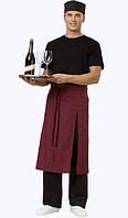 Униформа для кафе и ресторанов, фартук официанта, повара, спецодежда для кафетериев