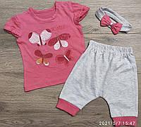 Костюм детский оптом 3-6-9 месяцев