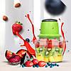 """Блендер, измельчитель """"Молния"""" Vegetable Mixer от сети 220V"""