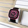 Наручний годинник Sevenfriday Pink-Black