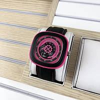 Наручний годинник Sevenfriday Pink-Black, фото 1