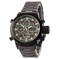 Наручний годинник AMST 3003C Metall All Black, фото 1