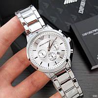 Наручний годинник Emporio Armani  QQ Silver, фото 1
