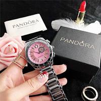 Наручний годинник Pandora 7297DY Silver-Pink, фото 1
