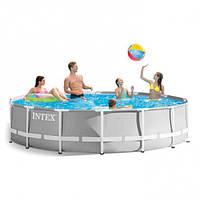 Сборный каркасный бассейн Intex 26702,  305х76см, 4485л