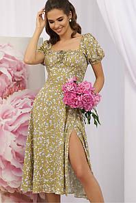 Модное молодежное платье 42,44,46,48,50 размер