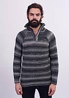 Универсальный стильны мужской джемпер, фото 1