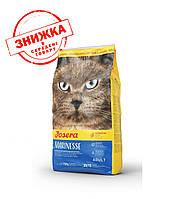 Josera Marinesse 2 кг - Гипоаллергенный корм для кошек с лососем и рисом