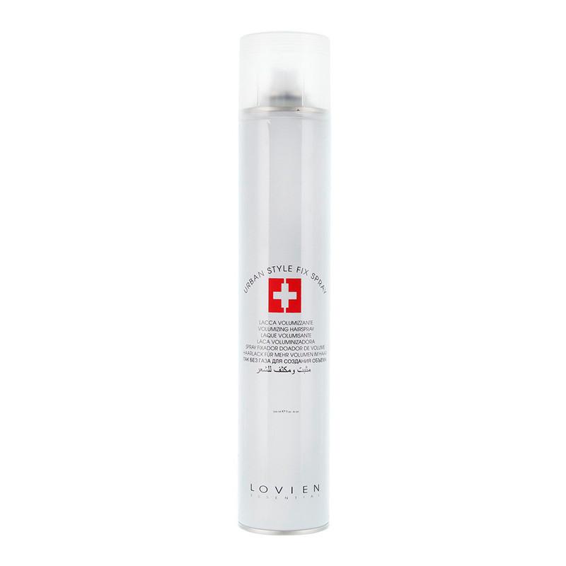 Лак сильной фиксации Lovien Essential Styling Urban Style Fix Finish Spray 500 мл