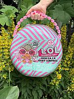 Игровой Набор Серии ОЛАЛА с Куклой L.O.L. Surprise Ooh La La Baby Surprise Kitty Queen - Китти Квин
