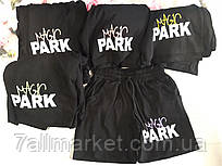 """Шорти підліткові MAGIC PARK на дівчинку 8-13 років (5 кол) """"FUNTIK"""" недорого від прямого постачальника"""