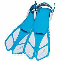 Ласты детские Cressi Bonete Junior Fins, голубые