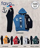 """Спортивний костюм на манжеті з написами на хлопчика 6-9 років (5кол) """"JUNIOR"""" купити оптом в Одесі на 7 км"""