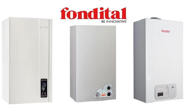 Газовые котлы Fondital (Италия)