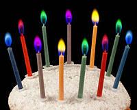 Свечи для торта на День рождения!