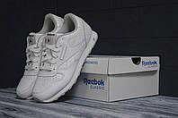 Reebok Classic белые рибок кроссовки мужские класик кросовки
