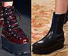 Женская модная обувь 2015-2016