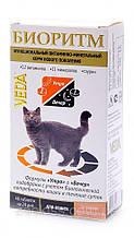 ВЕДА Зоовип-БІОРИТМ вітаміни для кішок - добавка зі смаком морепродуктів (48 табл.)