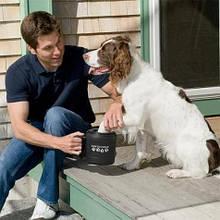 Paw Plunger ЛАПОМОЙКА для собак 10-30кг (чорна)