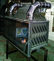 Система подвода воздуха для топки KAWMET W16 14,7 kW, фото 2