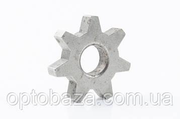 Звездочка (7 зацепов)  для электропилы Craft, фото 2