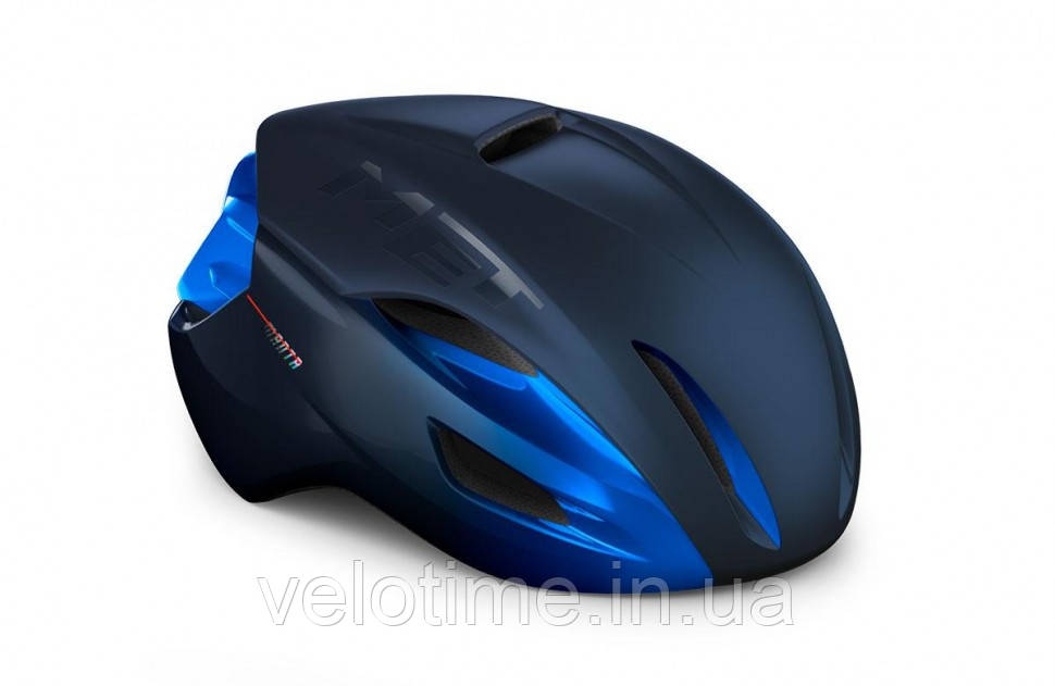 Шлем Met MANTA MIPS CE  (BLUE METALLIC | MATT GLOSSY S 52-56 cm)