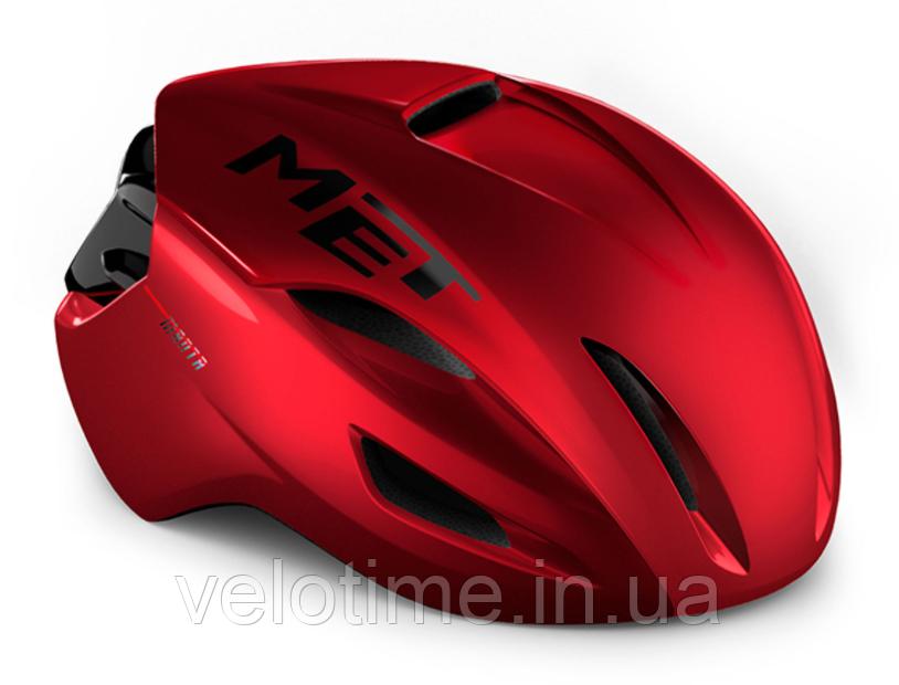 Шолом Met MANTA MIPS CE (RED METALLIC   GLOSSY L 58-61 cm)