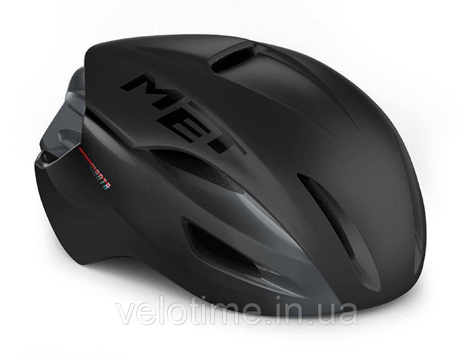 Шлем Met MANTA MIPS CE  (BLACK   MATT GLOSSY L 58-61 cm)
