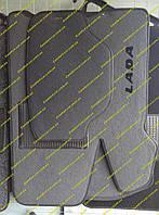 Текстильные коврики в салон на Ваз 2110,2111,2112,2170,2172,2171 Приора