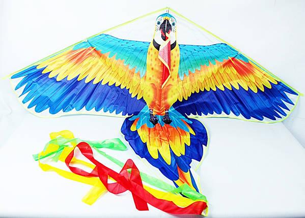 Повітряний змій папуга, фото 2