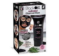 Чорна маска-плівка для обличчя - Black Off Activated Black Mask SKL11-293903