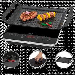 Индукционная плита PROFICOOK PC-ITG 1130 + ГРИЛЬ 2в1