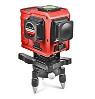 Лазерний нівелір Stark LL-12G-3D (зелений промінь)