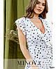 Сукня №830-Білий Білий/42-44, фото 4