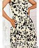Платье №8637-желтый желтый/42-44, фото 4