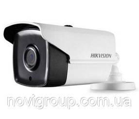 5мп TVI / AHD / CVI / CVBS відеокамера Hikvision з підтримкою PoC DS-2CE16H0T-IT5E (3.6 ММ)