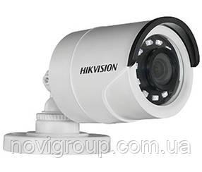 2Мп Turbo HD відеокамера Hikvision з вбудованим Балун DS-2CE16D0T-I2FB (2.8 ММ)