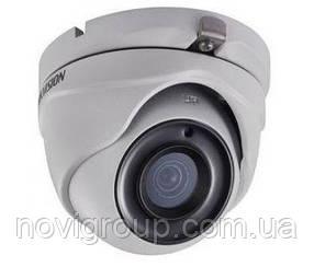 5 Мп TVI / AHD / CVI / CVBS відеокамера Hikvision DS-2CE56H0T-ITME (2.8 ММ)
