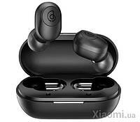 Бепроводные навушники TWS XIAOMI Haylou GT2S Bluetooth Навушники Black HAYLOU-GT2S