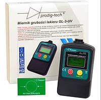 Толщиномер лакокрасочных покрытий  GL-3UV (0 мкм до 2000 мкм), фото 1
